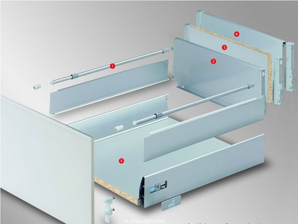 Innotech Drawer Assembly